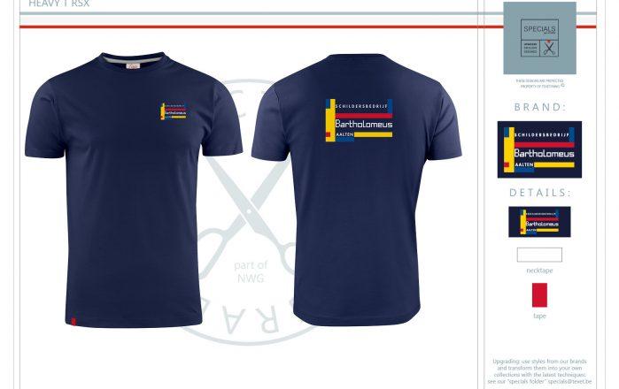 T-Shirt Bartholomeus