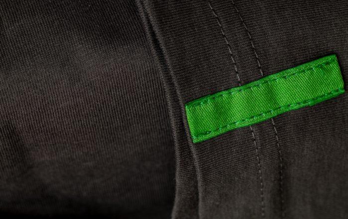 Bedrijfspolo zoom groen