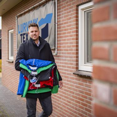 Lurvink textiel drukkerij